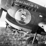 P-40 Kittyhawk nose art