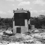 Bribie Island, 1943 Observation Post at Fort Bribie