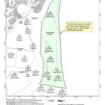 Bribie Island WWII Fortification location map