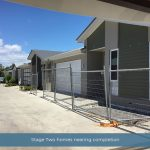Stage Two homes nearing completion