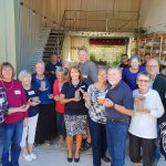Getting their hands dirty at Maroochy Quays GemLife