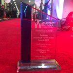 GemLife Bribie Island Award trophy