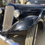1935 Lincoln Model K Lebaron coupe 2
