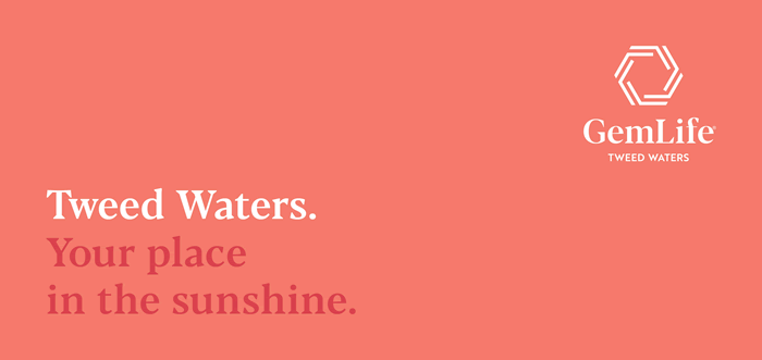 GemLife Tweed Waters your place inb the sunshine
