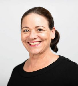 Liz Millroy - Sales Manager