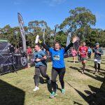 Beautiful scenery greets competitors - Run the Rock 2021