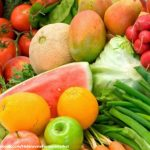 Helpful guide to fresh fruit and vegetables