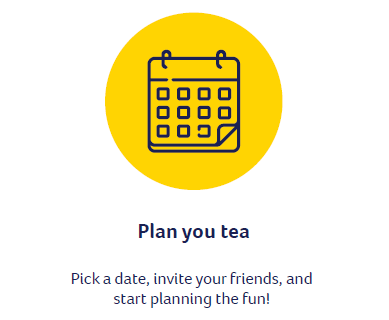 Plan you tea