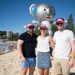 Gold Coast Beach Parade raises $20,500 for koalas
