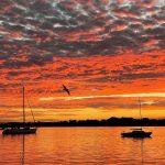 GemLife Bribie Island - Judy Moore - sunset at Bribie Island